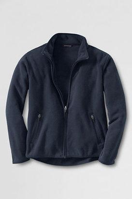 Lands' End School Uniform Women's Regular Fleece Jacket
