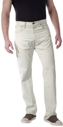Waterman Agave Denim Jeans - Relaxed Fit, Contrast Stitching (For Men)