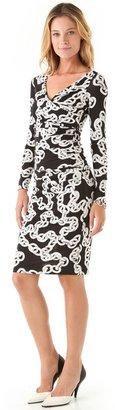 Diane von Furstenberg Bentley SJ Dress