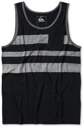 Quiksilver T-Shirt, Automate Striped Tank Top