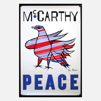 Chisholm Larsson Gallery McCarthy—Peace