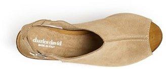 Charles David 'Tahnee' Sandal