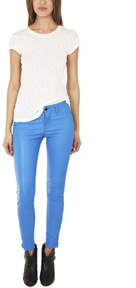 J Brand Leather Super Skinny