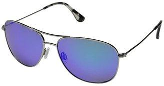 Maui Jim Cliff House (Gold/HCL Bronze Lens) Sport Sunglasses