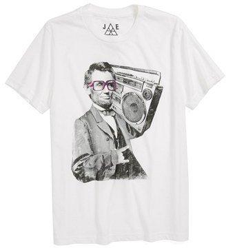 JEM 'Bad Lincoln' T-Shirt (Little Boys)