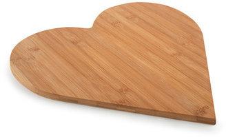 Core Bamboo Heart Cutting Board