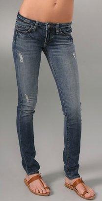 Paige Skyline Drive Peg Leg Jeans