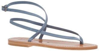 K. Jacques Delta sandal