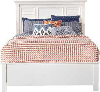 Rooms To Go Belmar White 3 Pc King Bed