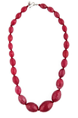 Chan Luu Ruby Queen Necklace