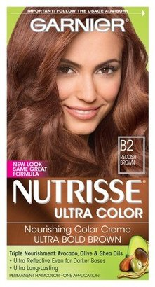Garnier® Nutrisse Ultra Color Nourishing Color Creme $5.59 thestylecure.com
