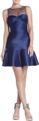 BCBGMAXAZRIA Portia Sleeveless Dress