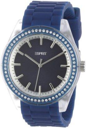 ESPRIT Women's ES900692002U Play Classic Analog Crystal Bezel Watch $60 thestylecure.com