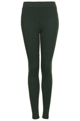 Topshop Speckle Heavy Weight Leggings