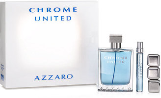 Azzaro CHROME UNITED by Celebrations Gift Set