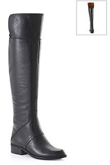 """Nine West Vintage America Collection® """"Nite Racer"""" Over-the-Knee Casual Boot - Black"""