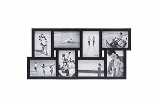 Malden 4x6 8-Opening Matted Collage Picture Frame