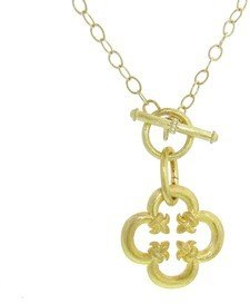 Jude Frances Cipriani Pendant on Loopy Chain