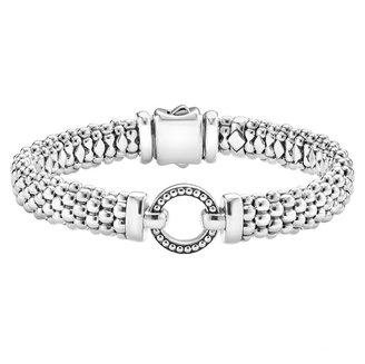 Lagos 'Enso' Caviar(TM) Rope Bracelet