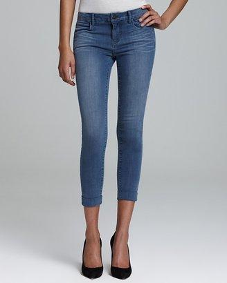 J Brand Jeans - Photo Ready 8020 Anja Cuffed Crop Skinny in Stockholm