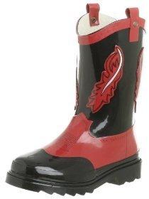Western Chief Toddler/Little Kid Cowboy Rain Boot