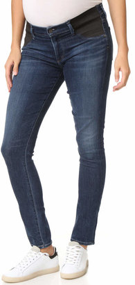 Citizens of Humanity Avedon Skinny Maternity Jeans $178 thestylecure.com