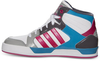adidas Women's BBNEO Raleigh Mid Casual Sneakers from Finish Line