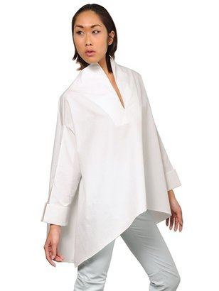 Thierry Mugler Cotton Poplin Shirt