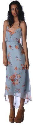 Twelfth St. By Cynthia Vincent By Cynthia Vincent Cascade Cami Dress in Powder Floral