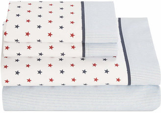 Tommy Hilfiger Novelty Print Twin Sheet Set Bedding