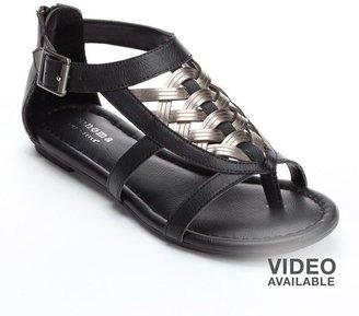 Sonoma life + style ® gladiator sandals - women