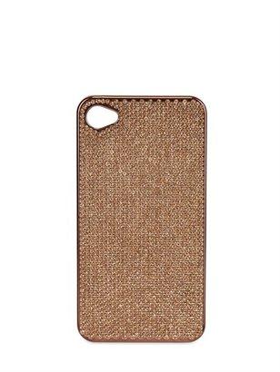 Swarovski Crystals I-Phone 4 Cover