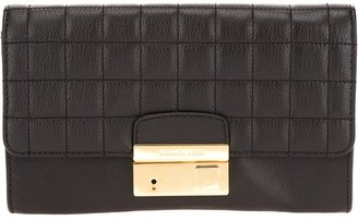 Michael Kors 'Gia' quilted clutch