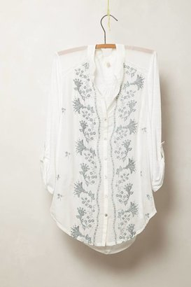 Anthropologie Sovana Buttondown