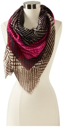 Marc by Marc Jacobs Marc by Marc Jacob Blurred Dot Print Scarf Scarve