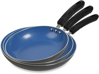Denmark Tools for Cooks® Hard Anodized Ceramic Nonstick Round Skillets