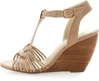 Seychelles Good Ole Days Wedge, Tan/Multi