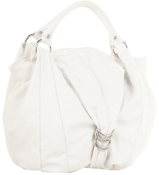 Kooba V Couture by Linked 2 Hobo (White) - Bags and Luggage