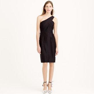 Cassie dress in slub silk $250 thestylecure.com