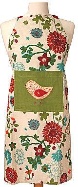 JCPenney Women's Bird Apron