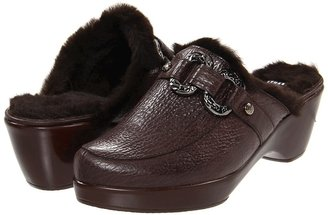 Stuart Weitzman Buckaroo (Brown Elephant) - Footwear