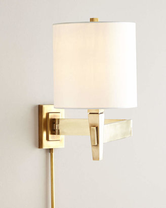 Visual Comfort Architects Swing-Arm Sconce
