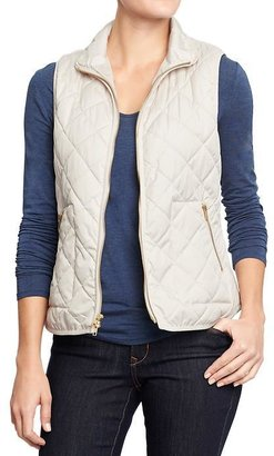 Old Navy Women's Quilted Barn Vests