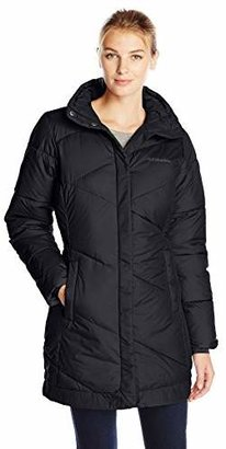 Columbia Women's Snow Eclipse Mid Jacket $54.69 thestylecure.com
