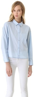 Maison Martin Margiela Cotton Button Down Shirt