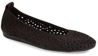 Women's Arche 'Lilly' Flat $294.95 thestylecure.com