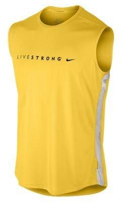 Nike LIVESTRONG Sublimated Sleeveless Men's Training Shirt