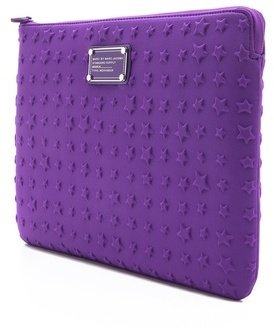 """Marc by Marc Jacobs Reluctant Stars Neoprene 13"""" Computer Case"""