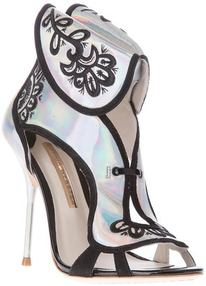Webster Sophia high ankle cut out bootie