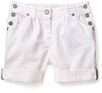 Burberry Girls' Poppy Denim Shorts - Sizes 7-14